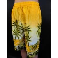 Длинные гавайские шорты мужские купить оптом