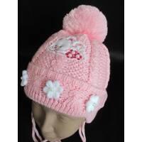 Купить теплые, красивые шапочки для детей.