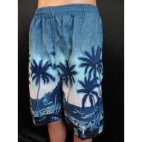 Мужские шорты с пальмами купить