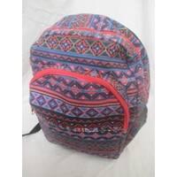 Качественный рюкзак с стильным рисунком