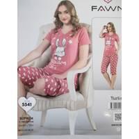 Летние хлопковые пижамы для женщин.