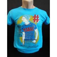 Купить оптом подростковые  футболки из хлопка.