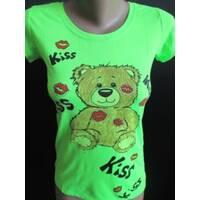 Красивая футболка с мишкой Тедди