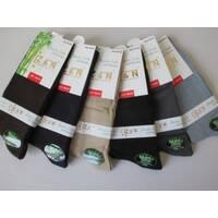 Мужские носки бамбук разного цвета.