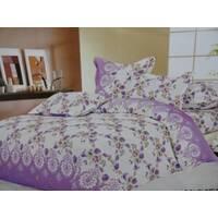Купить двухспальное постельное бельё из жатки