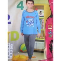 Хлопковые пижамы для мальчиков.