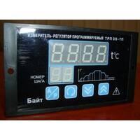 Измеритель- регулятор программируемый одноканальный на 12-шагов (щитовой вариант) ТРП09-ТП