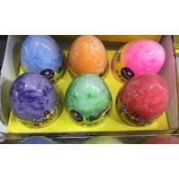 Пластилін яйце / великого розміру