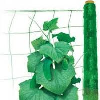 Сітка шпалерна (огіркова) зелена (1,7 м х 10 м рулон)