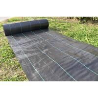 Агротканина (чорна) 100 Г/ М2  (1,6 м х 50 м рулон)