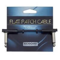 ROCKBOARD RBOCABPC F5 BLK FLAT PATCH CABLE