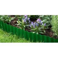 Бордюр садовый  зеленый (15 см)