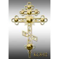 Хрест накупольний КС8-02