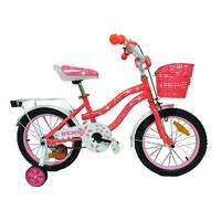 "Велосипед 16""- Remmy LUCY рожевий (глянець)"