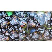 Кульковий пластилін в асортименті кольорів