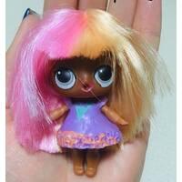 Кукла лол капсула с натуральными волосами в ассортименте