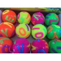 Мяч йойо с буквами
