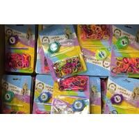 Часики с резинками для плетения