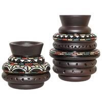 Вазы керамические Перуанна
