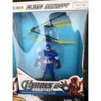Літаючі супер герої з зарядкою в асортименті