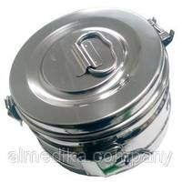 Коробка стерилизационная (бикс) КСК-6