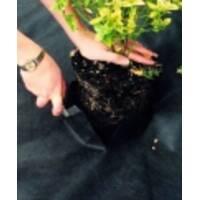 Чорне агроволокно 50% 1.07 м (100 м рулон) (мульча)