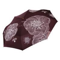 Женский зонт меняющий цвет при намокании Три Слона ( полный автомат ) арт.  L3822-47