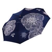 Женский зонт меняющий цвет при намокании Три Слона ( полный автомат ) арт. L3822-41