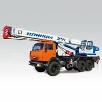 Автокран Клинці КС-55713-5К-2 на базі КАМАЗ-43118 купити в Україні