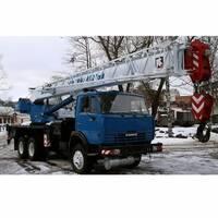 Автокран Клинці КС-55713-1К-2 на базі КАМАЗ-65115 купити в Чернівцях