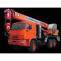 Автомобільний кран КС-55713-5К-1 купити в Україні