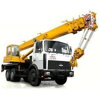 Автокран КС-55727 на шасі МАЗ-6303 купити в Україні