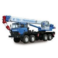 Автокран ГАЛИЧАНИН КС-55729-3В на шасі УРАЛ-532361 купити в Житомирі
