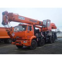 Автокран КТА-50 СИЛАЧ на шасси КАМАЗ-65201 купить в Одессе