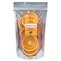 """Органічні фруктові чіпси """"Апельсин"""" (100 г)"""