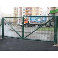 Ворота ТМ ЗАГРАДА купити в Україні