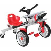 Велокарт детский Go - Kart Rollplay Planado (цвет - silver)