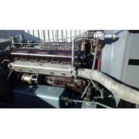 Генератор дизельный (электростанция - дизель-генератор) 200 кВт (250 кВа). Конверсионный. АД-200-Т/400