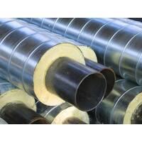 Теплоизолированные трубы 377/500 купить в Ровно