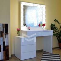 Візажний стіл М617 МІЛАН Україна