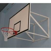 Ферма баскетбольная фиксированная (вынос 60-120 см) для баскетбольного щита