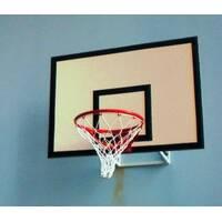 Щит баскетбольный 900х600 мм (ламинированная влагостойкая фанера 10 мм) с силовой антивибрационной рамой
