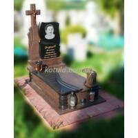 Дитячий гранітний пам'ятник №13 купити в Тернополі