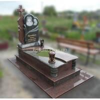 Дитячий гранітний пам'ятник №16 купити в Україні