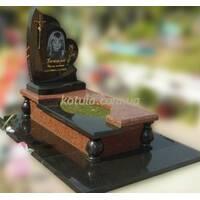 Дитячий гранітний пам'ятник №2 купити в Україні