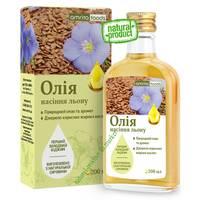 Олія з насіння льону, 250 мл