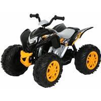 Квадроцикл Rollplay Powersport ATV 12v (цвет - black)