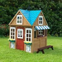 Дом деревяний детский Kidkraft Seaside Cottage 00402