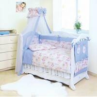 Постель Twins Comfort С- 015 Пушистые мишки гол