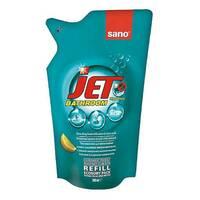 Піна для миття акрилових поверхонь Sano Jet (екопак), 500 мл